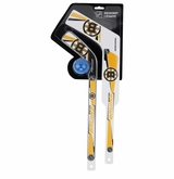 Boston Bruins Breakaway V2 Mini Stick Set