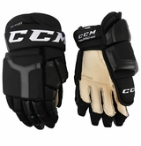 Boston Bruins CCM 50 Pro Stock Hockey Gloves - Beleskey