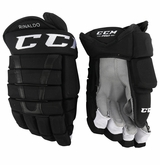 Boston Bruins CCM 96 Pro Stock Hockey Gloves - Rinaldo