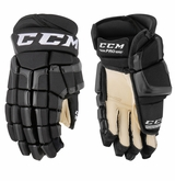 Boston Bruins CCM HG55 Pro Stock Hockey Gloves