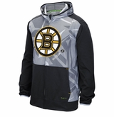 Boston Bruins Reebok Center Ice TNT Sr. Full Zip Hoody