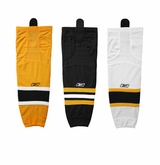 Boston Bruins Reebok Edge SX100 Adult Hockey Socks