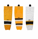 Boston Bruins Reebok Edge SX100 Intermediate Hockey Socks