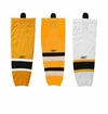 Boston Bruins Reebok Edge SX100 Junior Hockey Socks