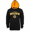 Boston Bruins Reebok Faceoff Playbook Sr. Pullover Hoody