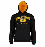 Boston Bruins Reebok Face-Off Playbook Sr. Pullover Hoody