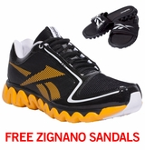 Boston Bruins Reebok ZigLite Boys Training Shoes