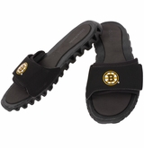 Boston Bruins Reebok ZigNano Men's Slide Sandals