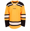 Boston Bruins Winter Classic Reebok Edge Gamewear Uncrested Adult Hockey Jersey