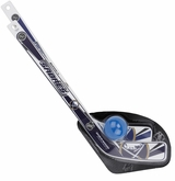 Buffalo Sabres 1 On 1 Mini V2 Hockey Stick Set