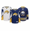 Buffalo Sabres Reebok Edge Sr. Authentic Hockey Jersey