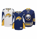 Buffalo Sabres RBK Edge Sr. Authentic Hockey Jersey