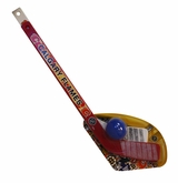 Calgary Flames 1 On 1 Mini Hockey Stick Set