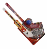 Calgary Flames Breakaway Mini Stick Set
