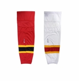 Calgary Flames Firstar Stadium Hockey Socks