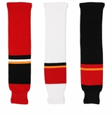 Calgary Flames Gladiator Cut Resistant Hockey Socks