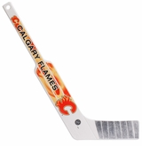Calgary Flames Plastic Mini Goalie Stick
