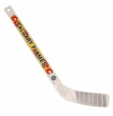 Calgary Flames Plastic Mini Hockey Stick