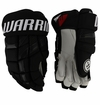 Calgary Flames Warrior Covert DT1 Pro Stock Hockey Gloves - Backlund