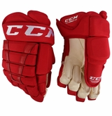 Carolina Hurricanes CCM 96 Pro Stock Hockey Gloves