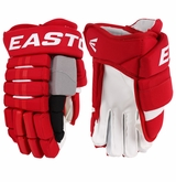Carolina Hurricanes Easton Pro Stock Hockey Gloves - Gragnani (Standard)