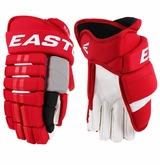 Carolina Hurricanes Easton Pro Stock Hockey Gloves - Wallace (Standard)