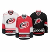 Carolina Hurricanes Reebok Edge Premier Crested Hockey Jersey