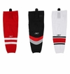 Carolina Hurricanes Reebok Edge SX100 Intermediate Hockey Socks