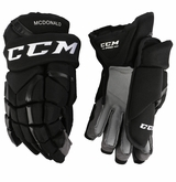 CCM 12X Pro Stock Hockey Gloves - McDonald