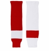 CCM 2-Tone Single Stripe Jr. Hockey Socks