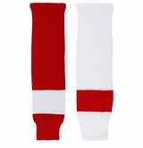 CCM 2-Tone Single Stripe Sr. Hockey Socks