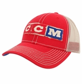 CCM 2214 Nations Adjustable Cap - Czech Republic