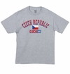 CCM 2215 Nations Sr. Short Sleeve Shirt - Czech Republic