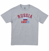 CCM 2215 Nations Sr. Short Sleeve Shirt - Russia
