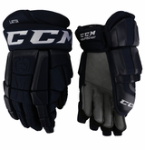 CCM 3 Pro Stock Hockey Gloves - Latta
