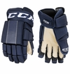 CCM 4-Roll Pro Stock Padded Hockey Gloves