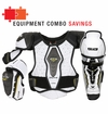 CCM Tacks 4052 Jr. Protective Equipment Combo