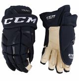 CCM 50 Pro Stock Hockey Gloves - Volpatti