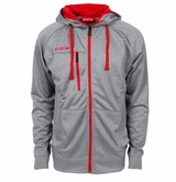 CCM 7125 Team Premium Sr. Full Zip Fleece Hood