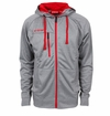 CCM 7125 Team Premium Fleece Sr. Full Zip Hoody