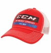 CCM 7157  Mesh Back Fleece Sr. Cap