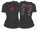 CCM Alexander Ovechkin Flying 8 Womens Short Sleeve Tee Shirt