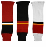 CCM Calgary Flames Hockey Socks