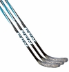 CCM Crossover Jr. Wood Hockey Stick - 3 Pack