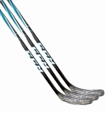 CCM Crossover Sr. Wood Hockey Stick - 3 Pack