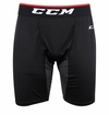 CCM Fitted Jr. Training Shorts