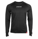CCM Fitted Top Jr. Long Sleeve Shirt