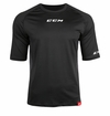 CCM Fitted Top Jr. Short Sleeve Shirt