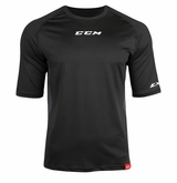 CCM Fitted Top Sr. Short Sleeve Shirt