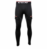 CCM Grip Jr. Compression Jock Pants w/Cup